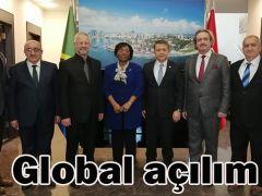 Global açılım