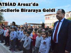 ATSİAD Arsuz'da Öğrencilerle Biraraya Geldi