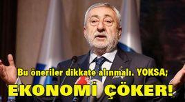 BU ÖNERİLERİ DİKKATE ALIN YOKSA ÜLKE BATAR!