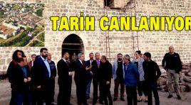 TARİH CANLANIYOR