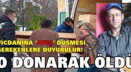 DONARAK ÖLDÜ