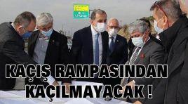 KAÇIŞ RAMPASINDAN KAÇILMAYACAK!