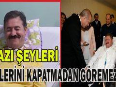 BAZI ŞEYLERİ 'GÖZLERİNİ KAPATMADAN GÖREMEZSİN'