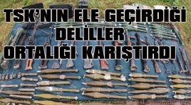 TSK'NIN ELE GEÇİRDİĞİ DELİLLER ORTALIĞI KARIŞTIRDI