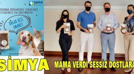SİMYA; MAMA VERDİ SESSİZ DOSTLARA