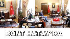 BONT HATAY'DA