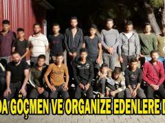 HATAY'DA GÖÇMEN VE ORGANİZE EDENLERE DARBE!