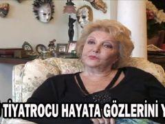 Türk tiyatrosunun efsane oyuncusu Nedret Güvenç hayatını kaybetti