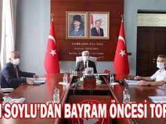BAKAN SOYLU'DAN ÖNEMLİ KARARLAR